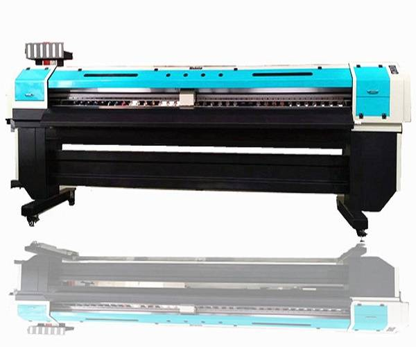 China made Large format UV inkjet printer agent price
