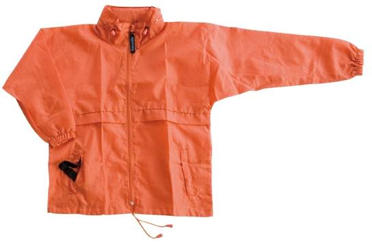 190T polyester with pa/pu/pvc coating windbreaker