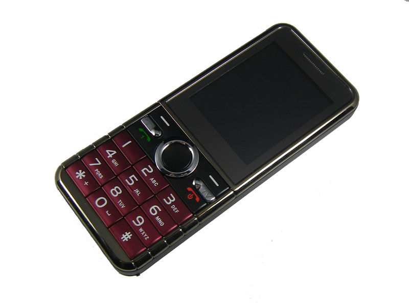 G60 TV phone with two sim cards quad band