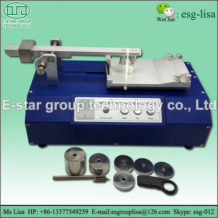 Automatic Scratch Tester For Coating Hardness Test