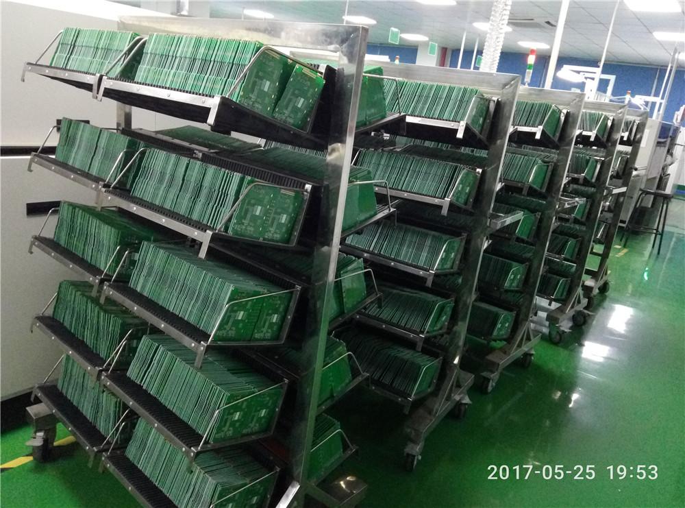 2017 Innovation POP BGA SMT PCB assembly PCBA factory