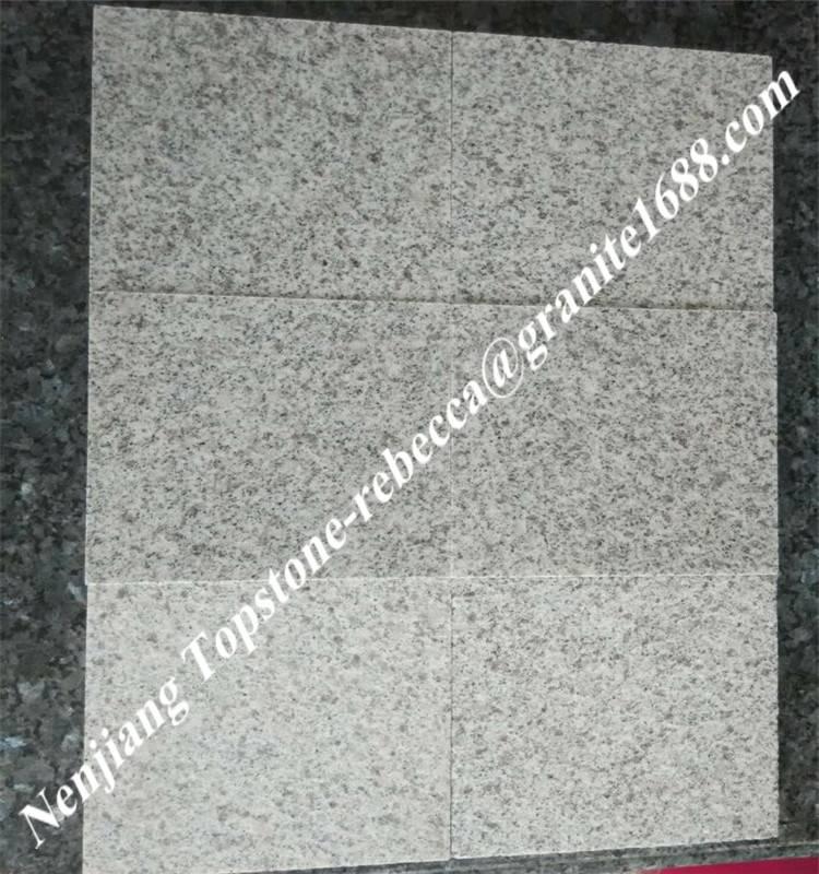White granite, granite tile, granite slab