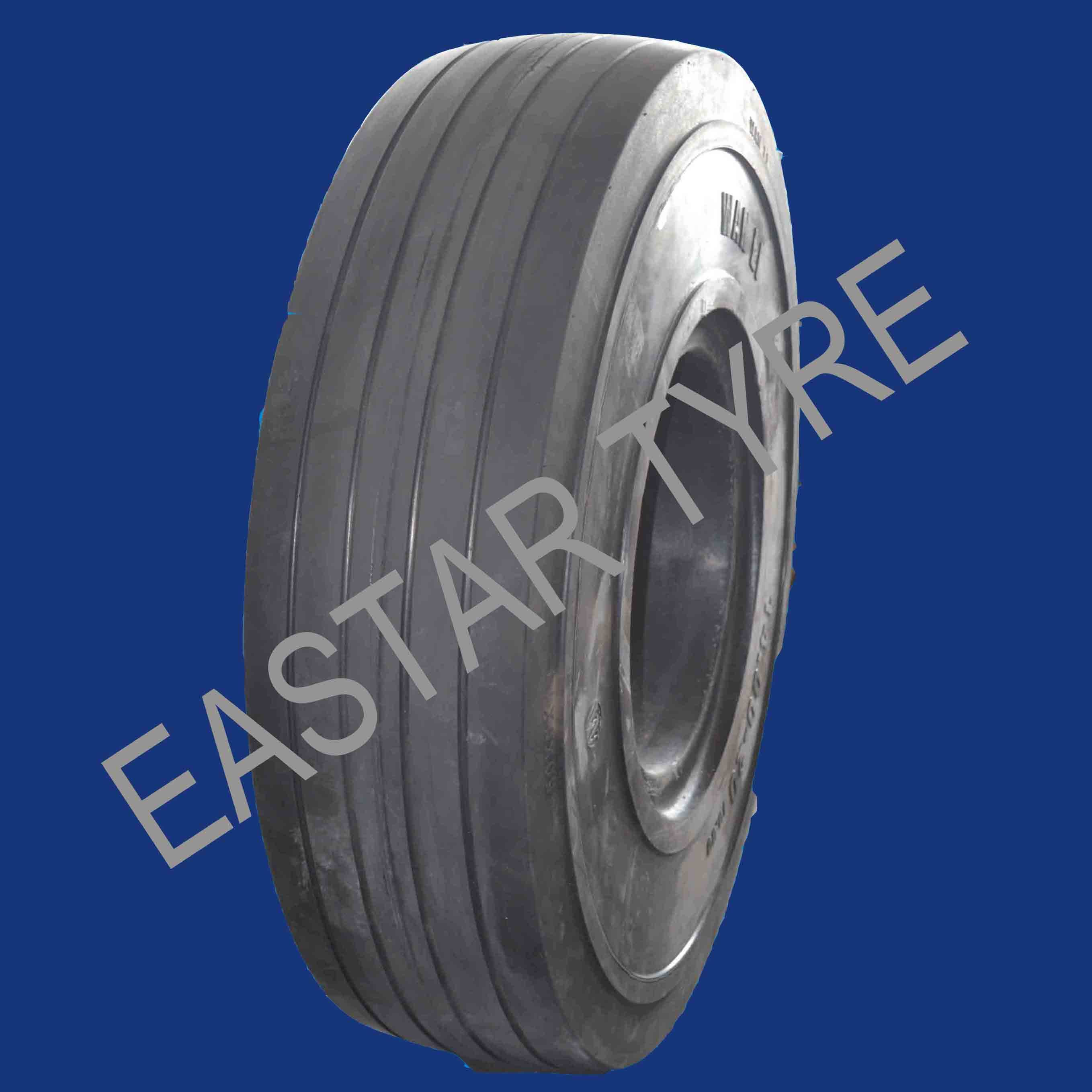Press-on Solid Tyre (101/2*6*5)