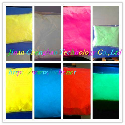 photoluminecent pigment/luminous pigment/glow in thee dark pigment