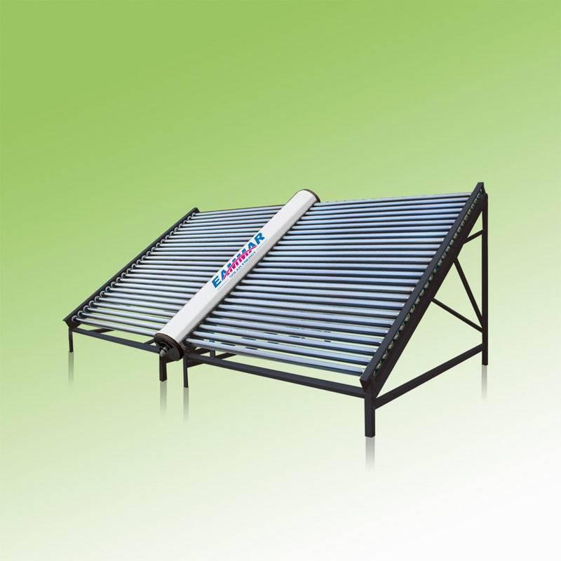 Split solar thermal collector--EM-E02