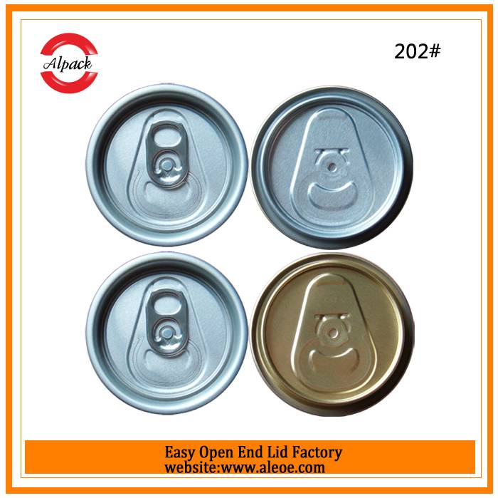 New promotion transparent can for beverages