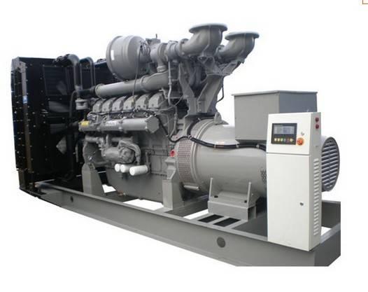 PERKINS 50HZ 400V 1000kw diesel generator