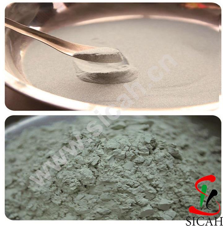 Green Silicon Carbide Grit