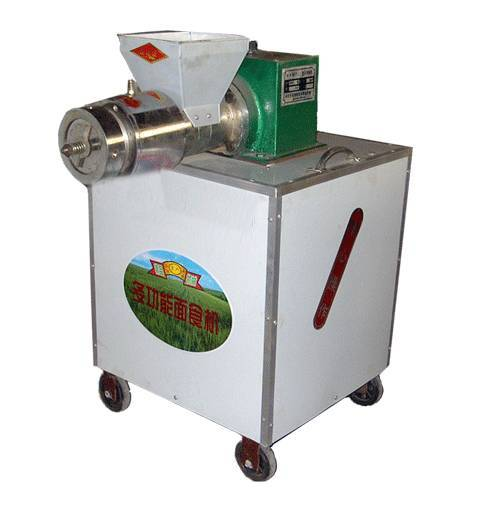 The multi-function snack forming machine