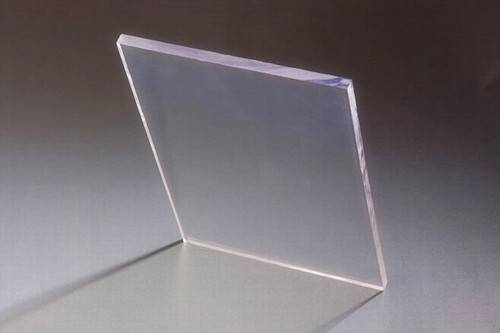 Transparent Types Acrylic sheet