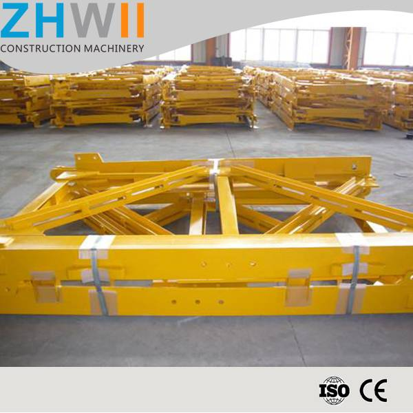 2015 year Hot sale China steel mast section for tower crane