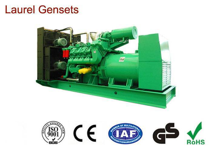 Fuel Consumption Saving Diesel Generator Generator 8 Cylinder Engine 640kW 800kVA