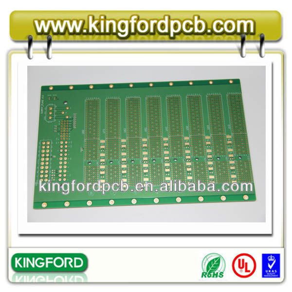 3.5mm 10Layer PCB board with immersion gold