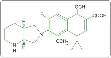 Moxifloxacin HCl Monohydrate EP