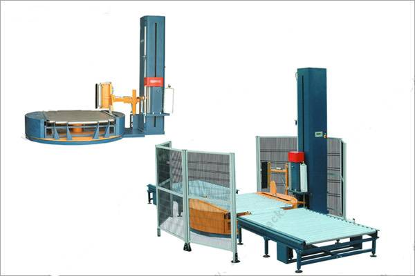 Automatic Pallet Stretch Wrapper (Wer-W400)