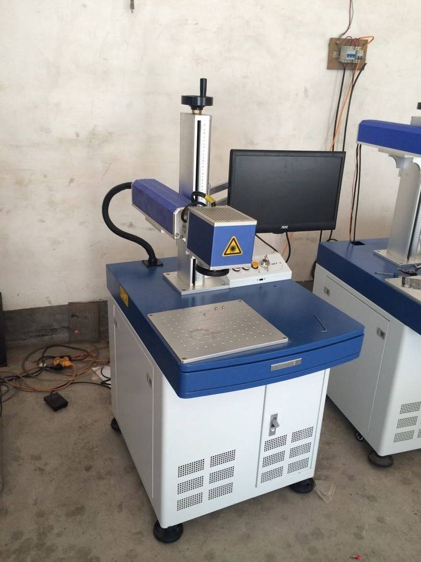 laser fiber marking machine 20w