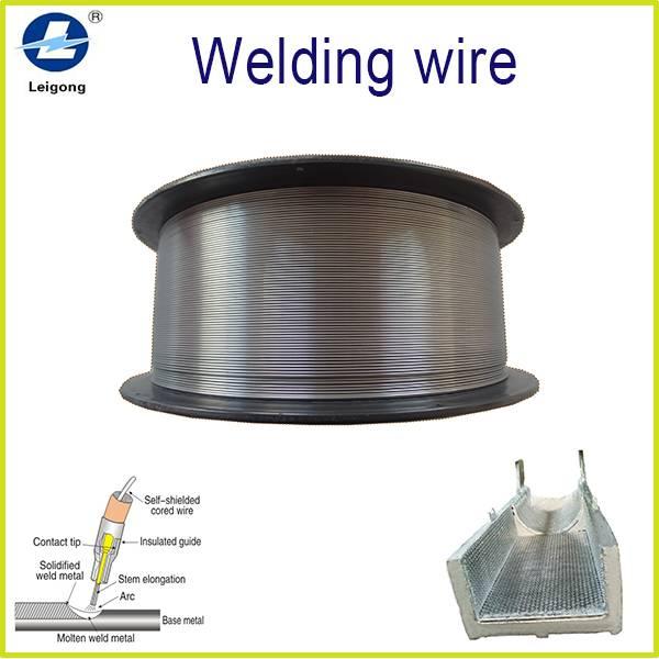 Tianjin leigong flux cored welding wire/welding wire