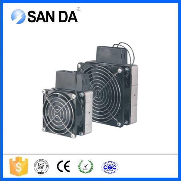 Space saving Fan Heater HV 031 Series 100W To 400W