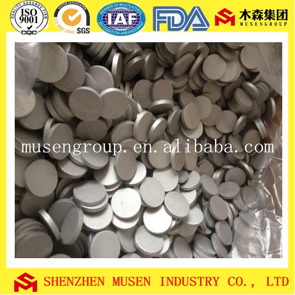Factory 1060 / 1070 Aluminum slugs for Tube/ Can / Bottles