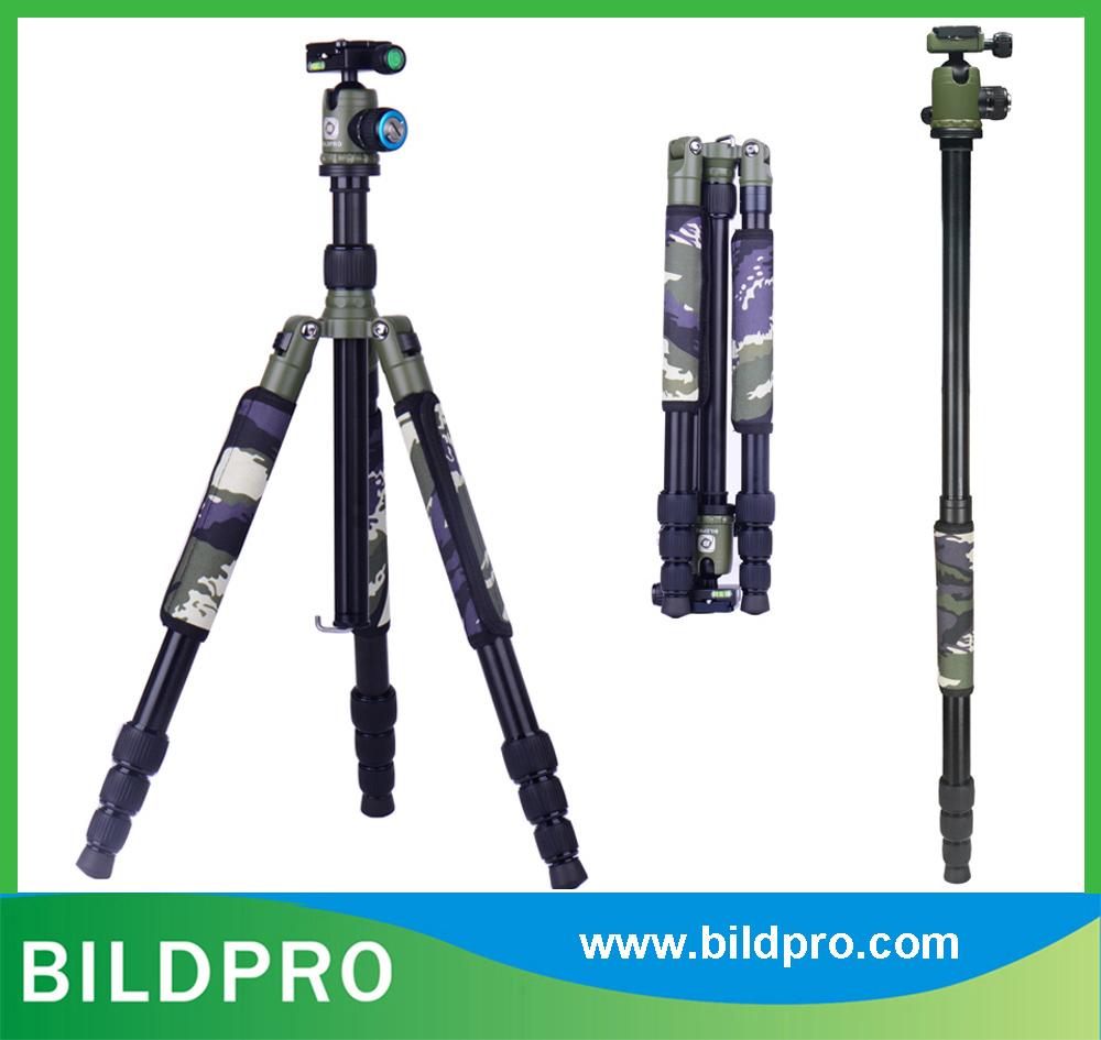 BILDPRO Photo Tripod Stand Outdoor Photographic Equipment Studio Accessories