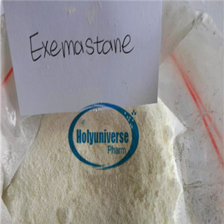 High quality Exemestane, Exe powder, CAS107868-30-4, 99% quality on sale