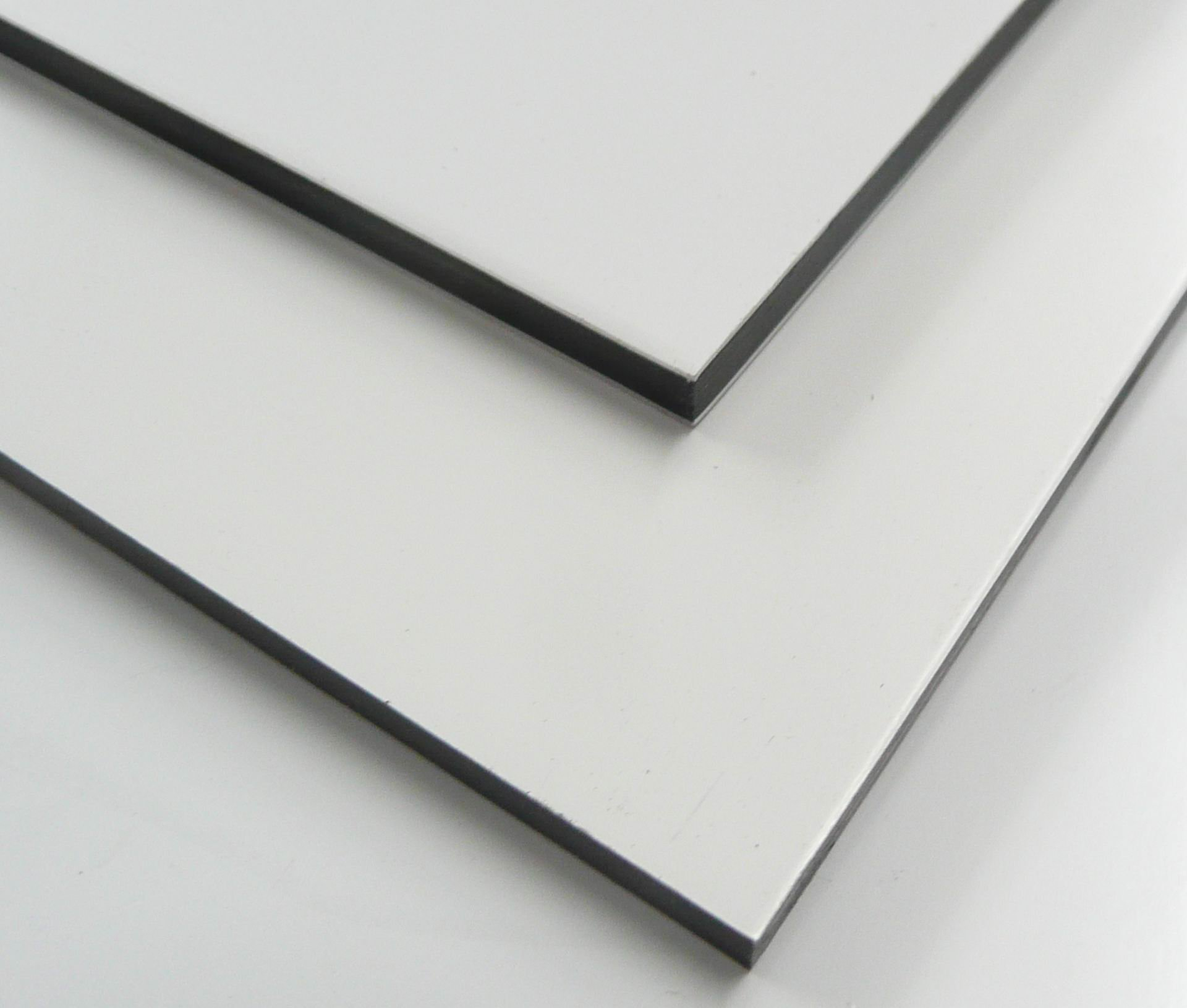4mm PVDF PE aluminum composite panel, external wall panel/aluminum composite material