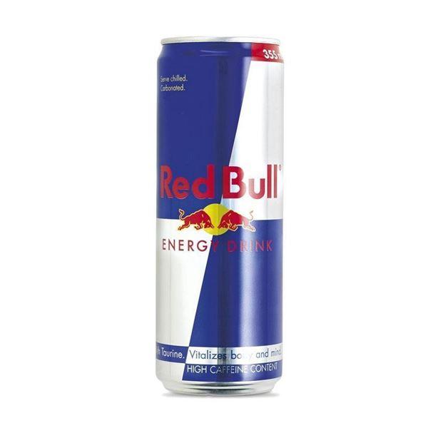 Redbull Energy drink Gold/Silver/Blue