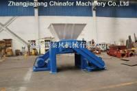 film double shaft shredder crusher CF-TS series