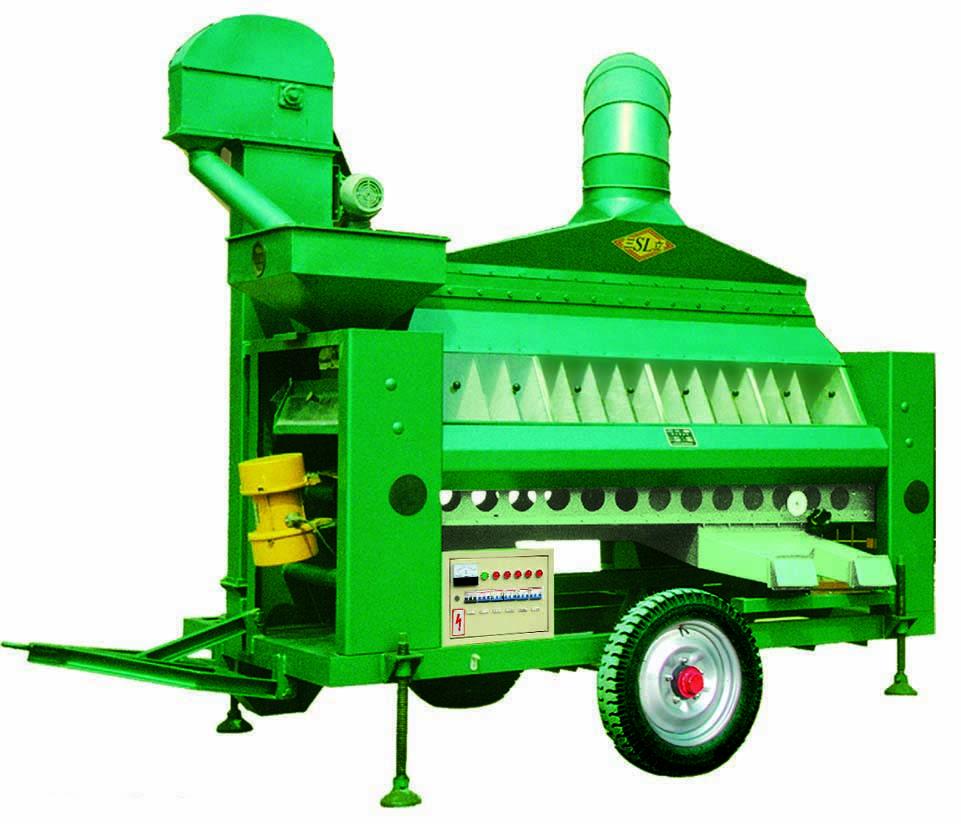 5XJC-5 wheat oat seed gravity separator