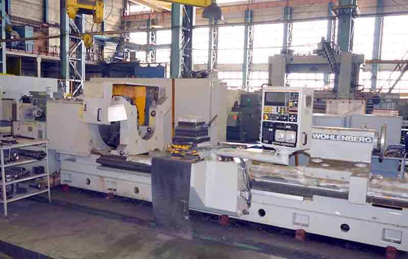 CNC Turning Machines U900S CNC Wohlenberg