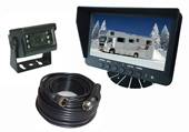 "7"" car rearview camera system (Model no.: TD0702AS)"