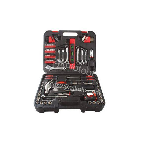 119pcs tool set household tool set
