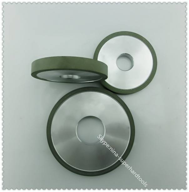 1A1 Resin bond diamond grinding wheels