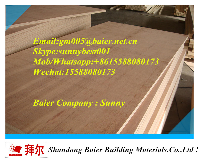 okoume plywood sheets 1220mm x 2440mm, cheap plywood products from china