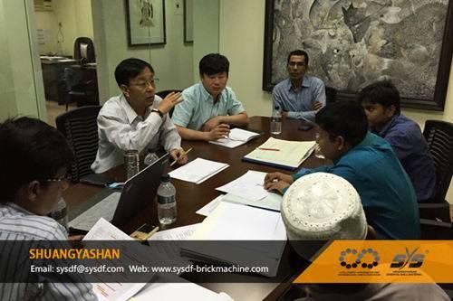 Brick Making Machinery and Project for Bangladesh