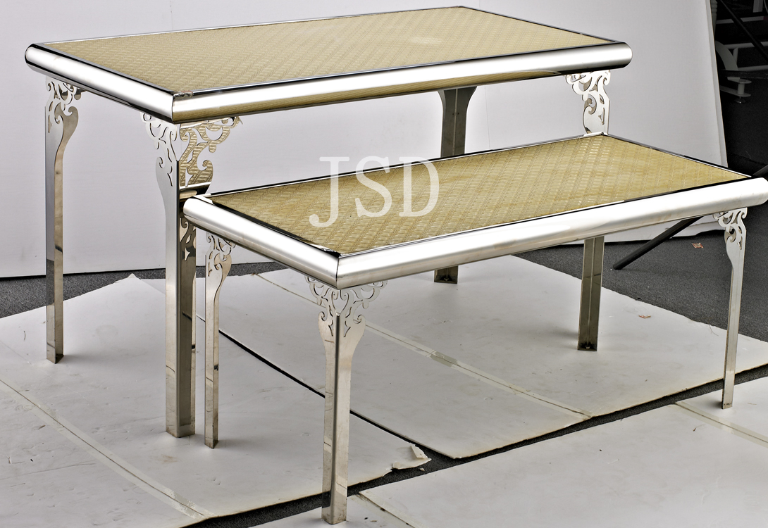 centre display table/display stand retail desk