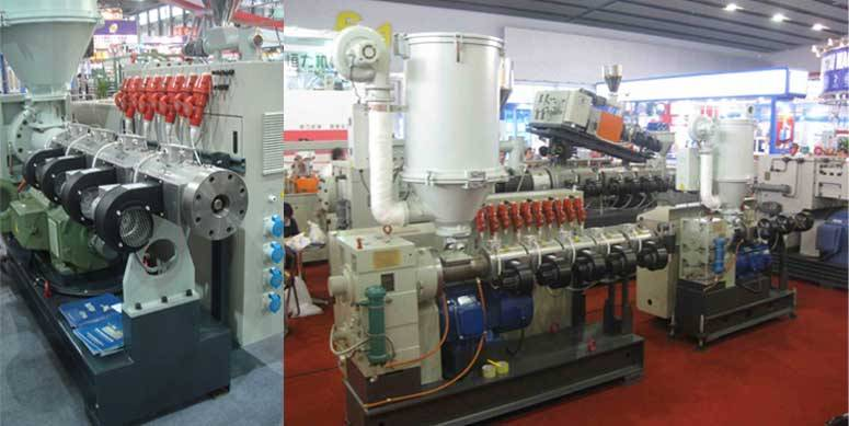 Venting Single Screw Extruder