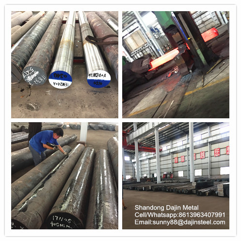 hot forged/hot rolled steel round bar SAE1045 4140 SCM440 STEEL BAR