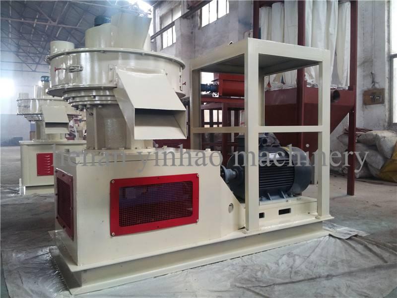 Yinhao wood pellet machine