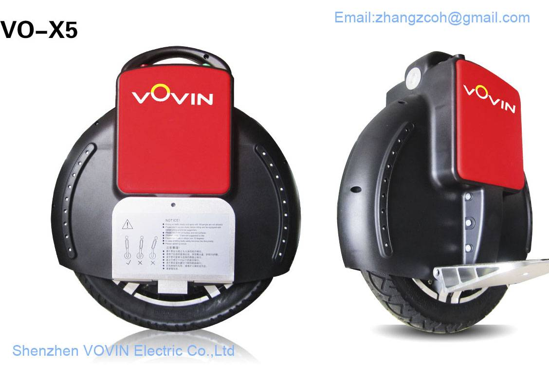 2015 new fashion electric unicycle single wheel scooter