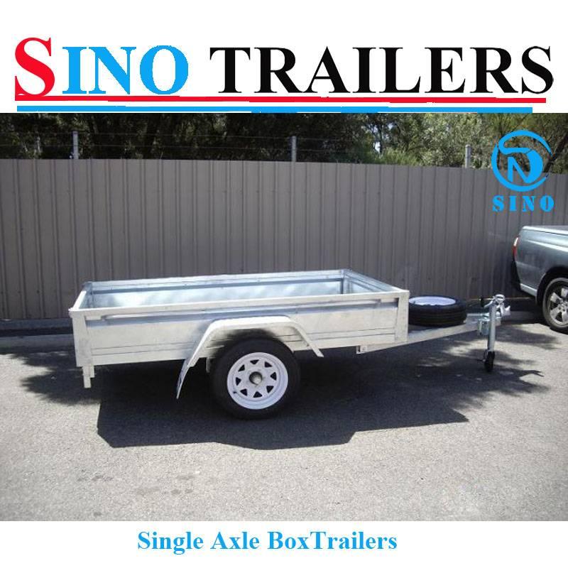 Single Axle Trailer for Australia