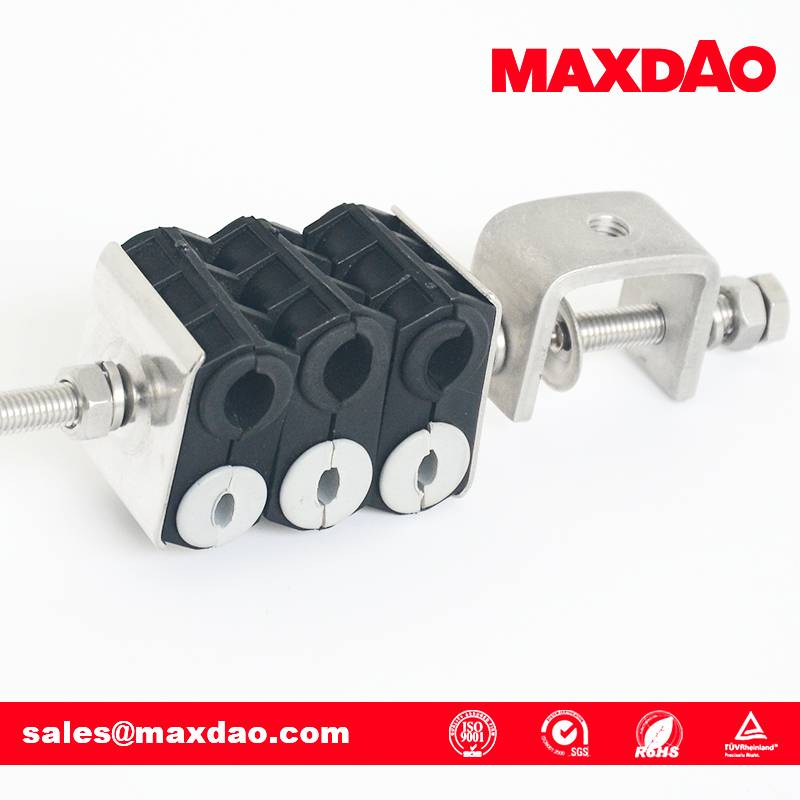 feeder cable clamp