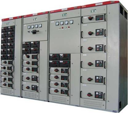 GCS type of low pressure pumped switch cabinet