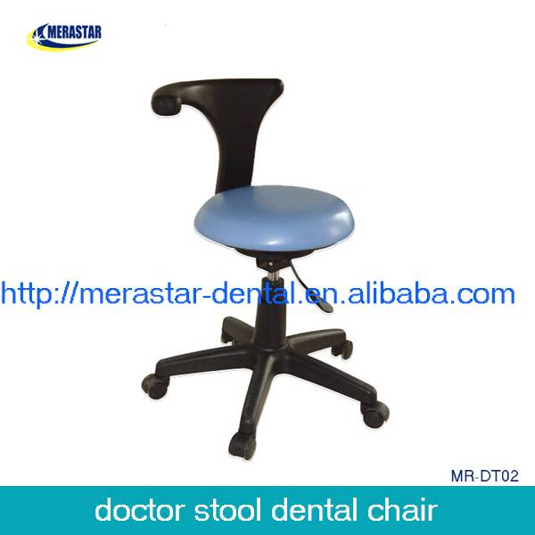 PU dental chair/doctor stool/assistant stool/dental stool/doctor chair