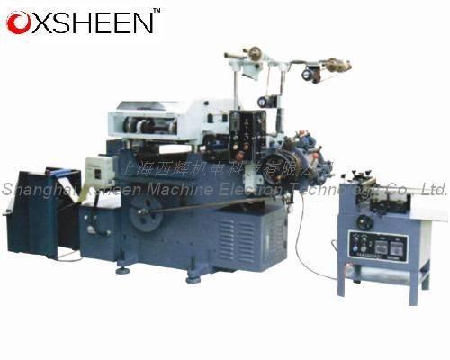 XHXB-160 automatic self-adhesive label printing machine