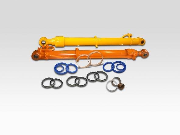 Hyundai Excavator Hydraulic Arm Boom Bucket Cylinder and Seal Kit