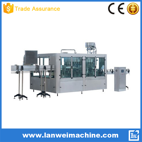 4000- 5000bph Water Bottling/Filling Machine for 330ml - 2500ml Pet Bottle