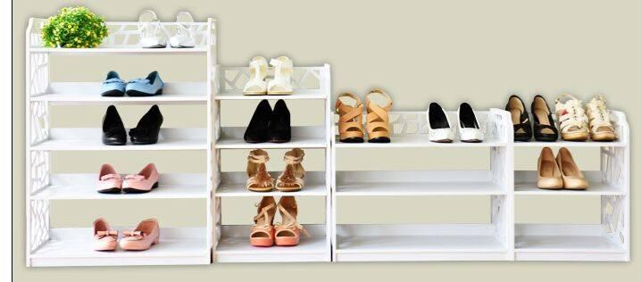 eco-friendly household shoe rack