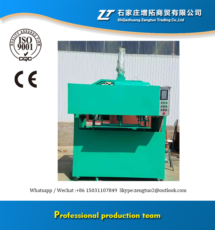 PLC contorled Paper pulp industrial package making machine