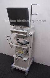 OLYMPUS CV-150 and GIF-XP150N Endoscopy System Complete